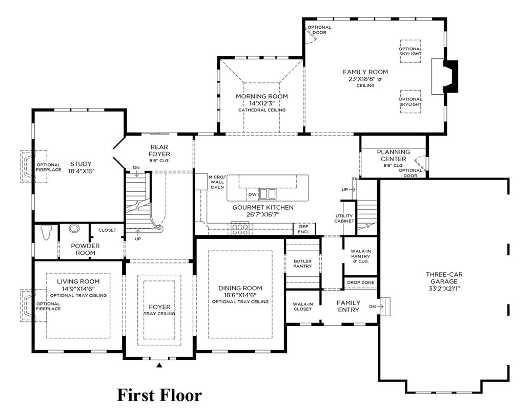 Alpine Stone Mansion Floor Plan Usefulresults