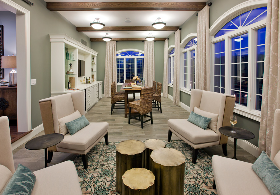 Toll Brothers At Montcaret The Weatherstone Home Design