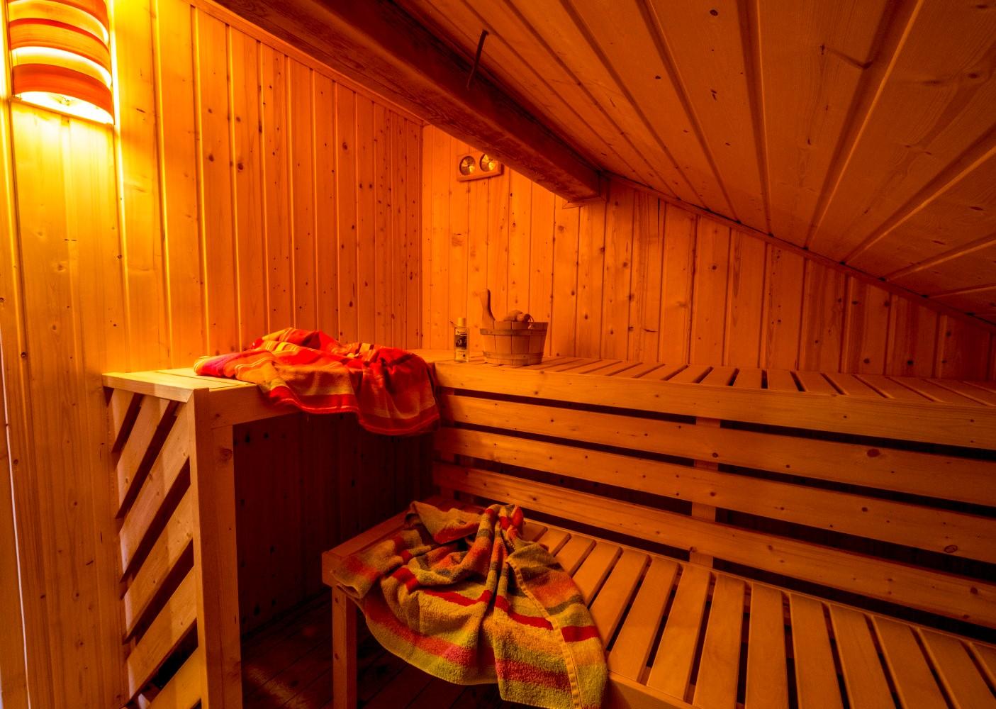 Bad Alexandersbad Sauna