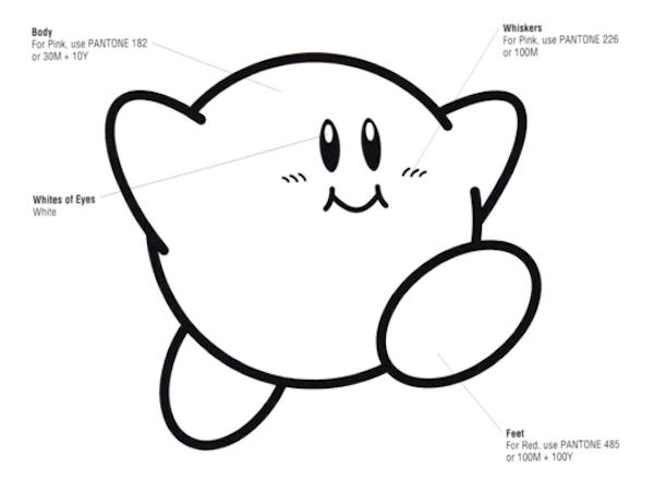 Ne vous trompez plus jamais de couleurs pour dessiner Mario
