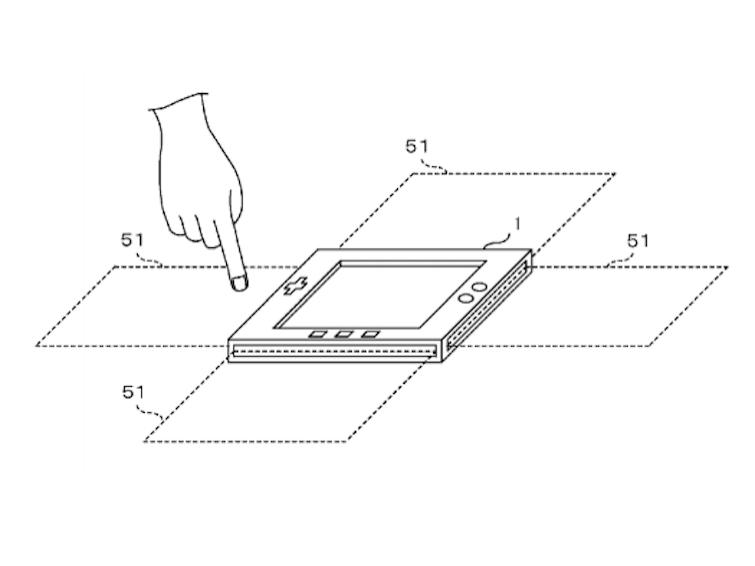 Nintendo : un brevet les capteurs de la prochaine console