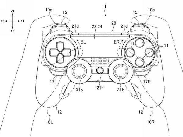 Une nouvelle manette pour la PlayStation Neo