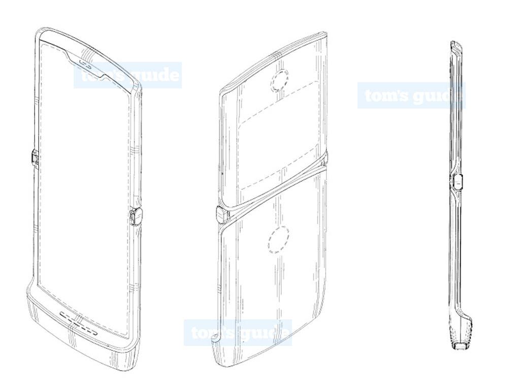 Motorola présentera son nouveau RAZR à écran pliable le 13