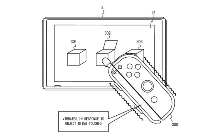 Switch : Nintendo introduirait un stylet dans les Joy-Con