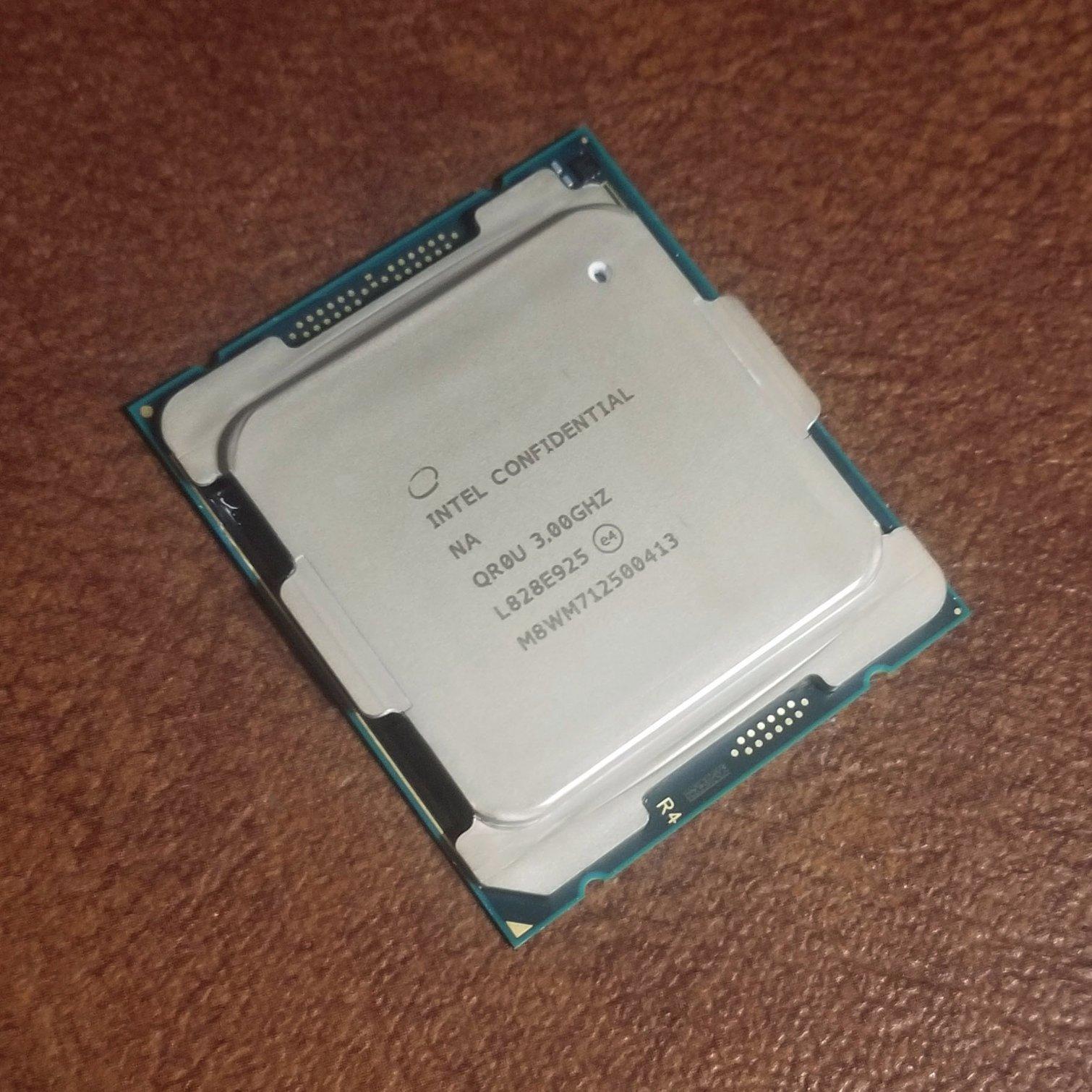Test : Core i9-9980XE. 18 coeurs face aux AMD Threadripper