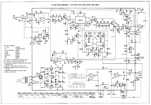 Wiring Diagrams Guitar Effects Pedals It 11 Audio Tonegeek Music Gear Amp Tech Stuff Page 2