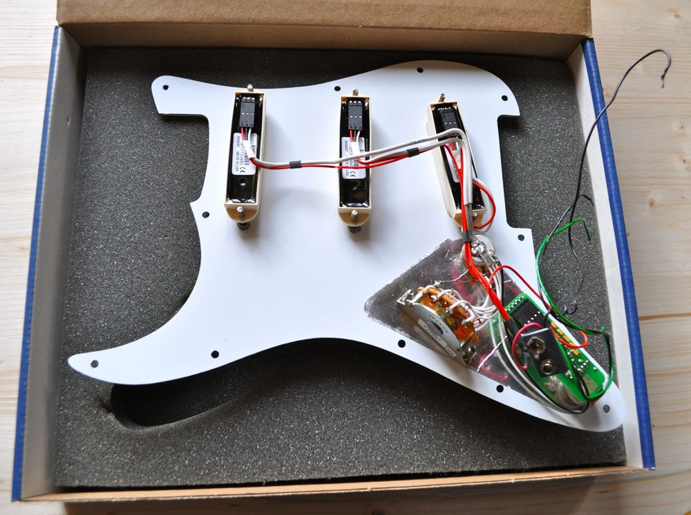 Emg Strat Pickups Wiring Diagram
