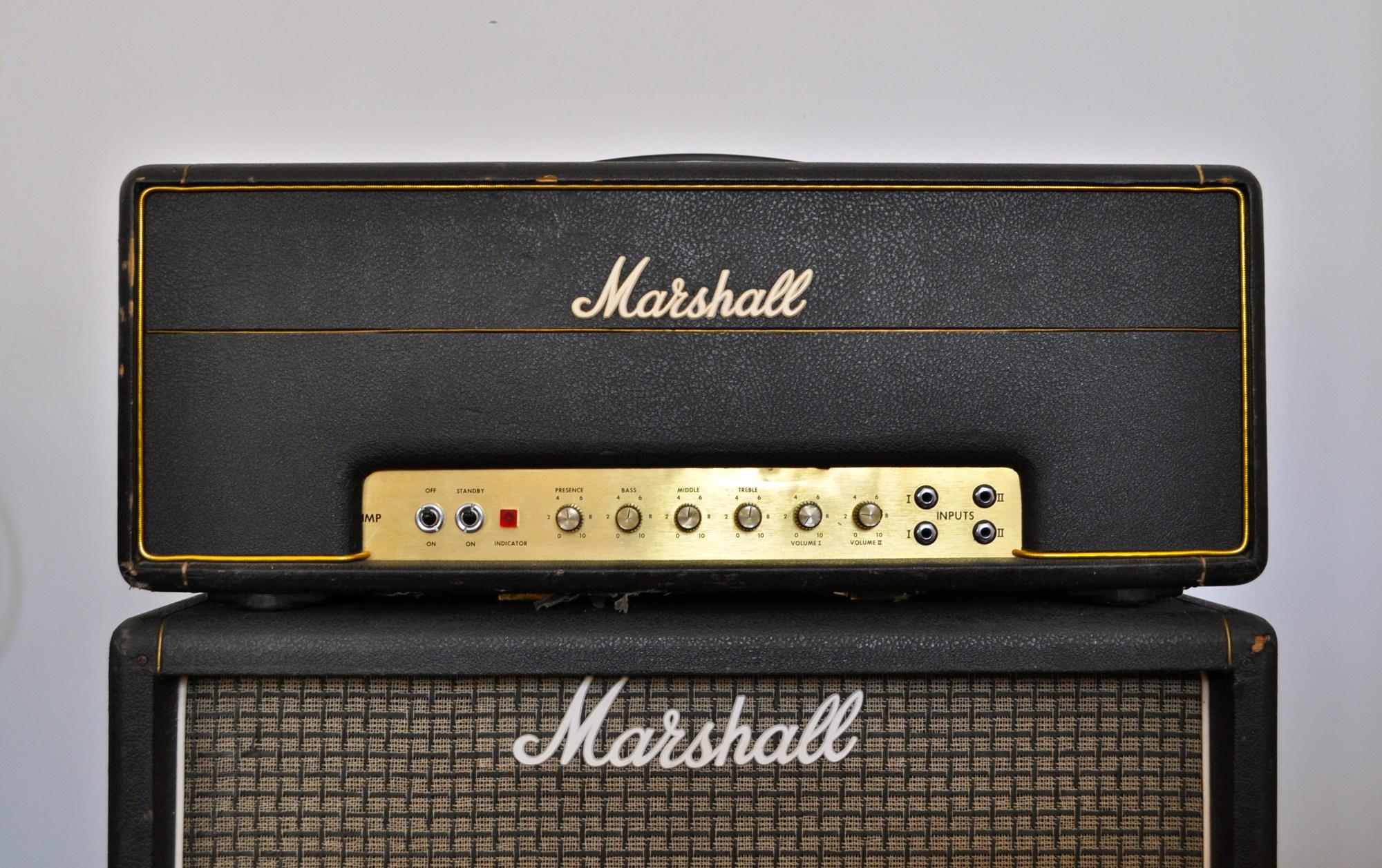 hight resolution of marshall jmp 50 1987 metalface