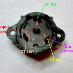 Usa Plug Wiring Diagram For Toyota Hiace Radio Marshall Jmp 50 Lead (1987 Model) | It-11 Audio / Tonegeek