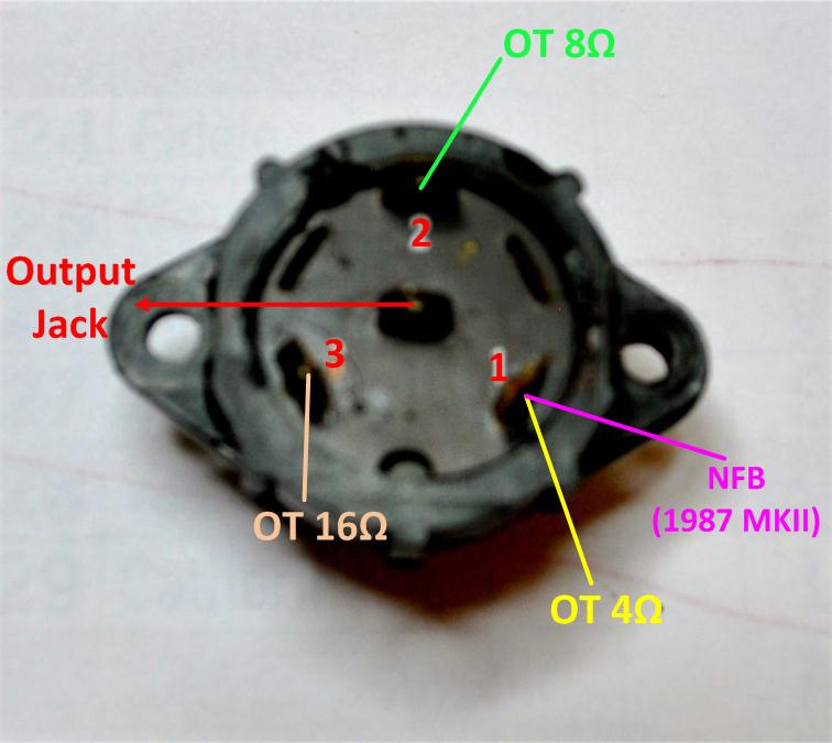 2 ohm wiring diagram dvc speaker marshall jmp 50 lead (1987 model) | it-11 audio / tonegeek
