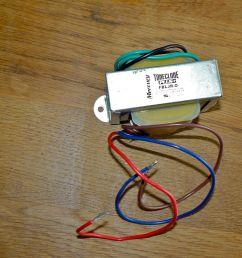 fender blues junior output transformer mod mercury magnetics 1 [ 980 x 1000 Pixel ]