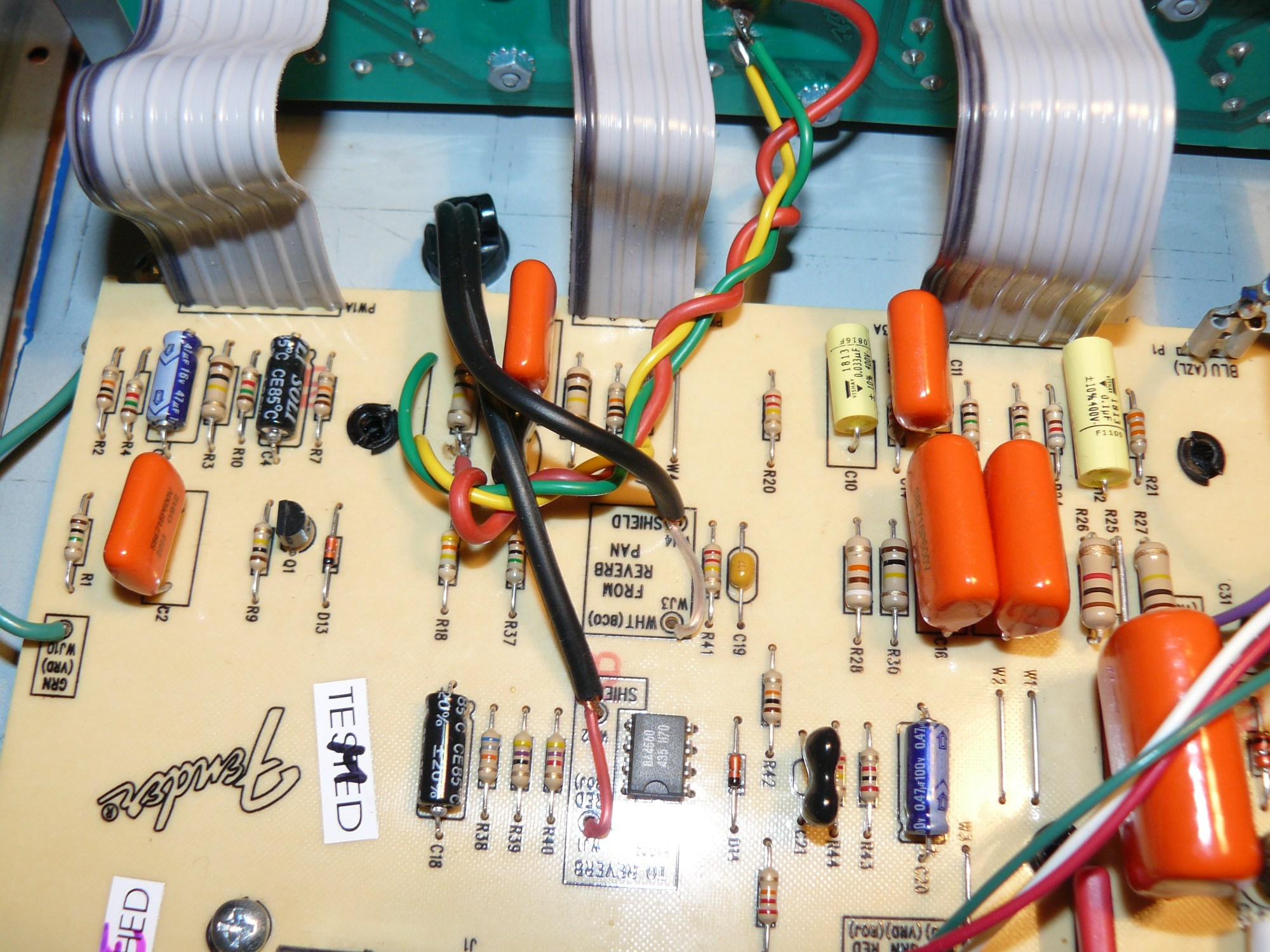 hight resolution of fender blues junior mods it 11 audio tonegeek blues jr input jack wiring diagram