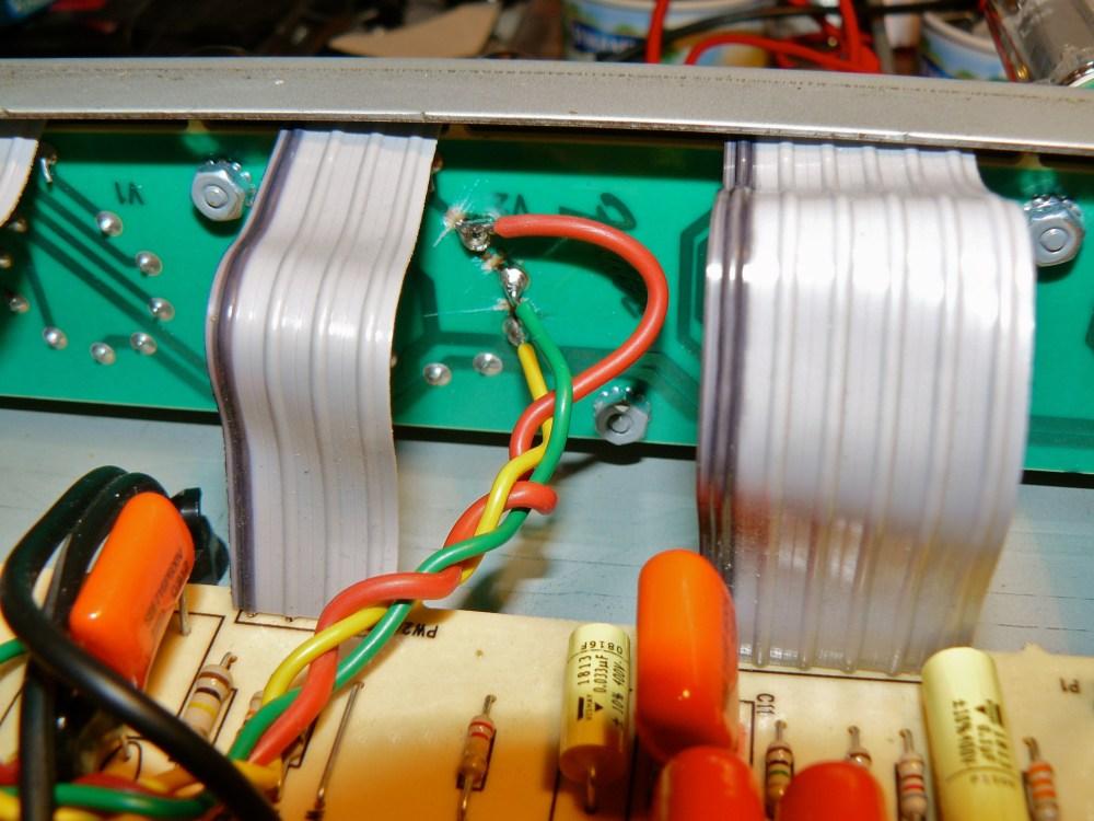 medium resolution of fender blues junior cathode follower mod 2