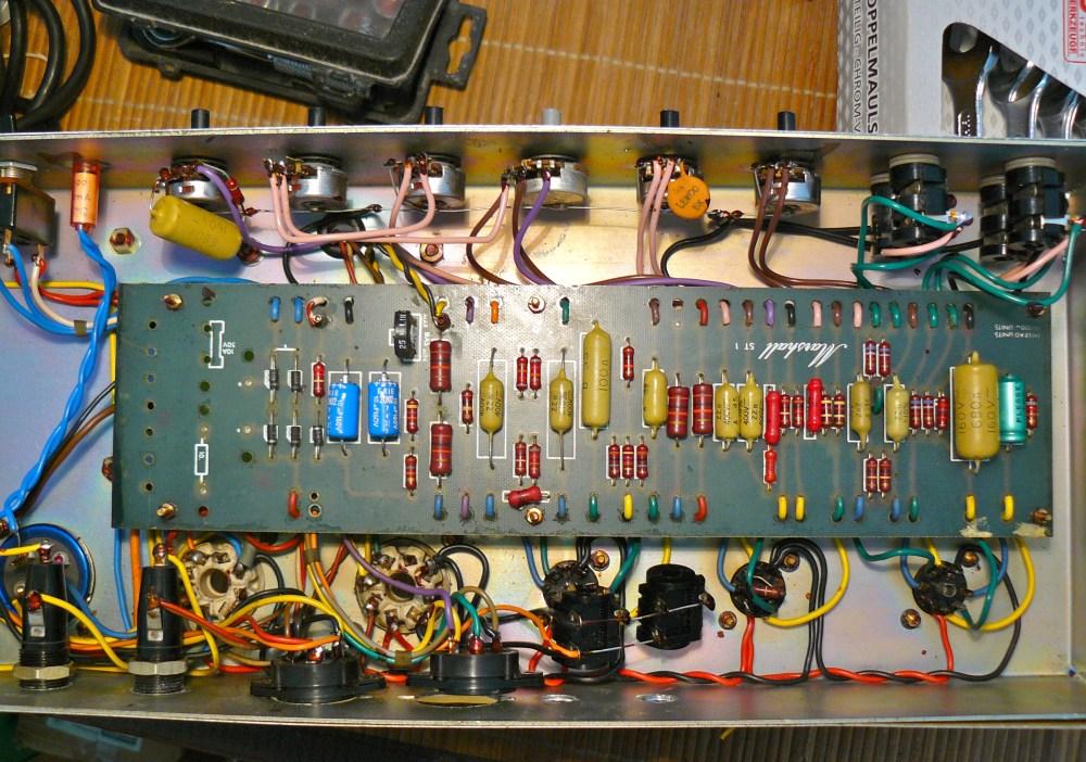 medium resolution of marshall jmp50 jmp 50 1987 pcb