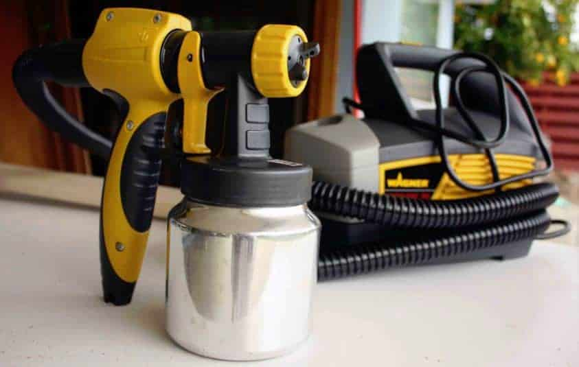 Wagner Paint Sprayer Reviews  Our 3 Favorite Wagner