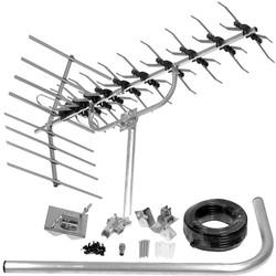 TV & Digital Aerials, Coaxial Cable & More at Toolstation