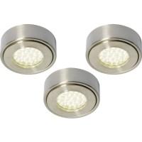 Laghetto LED Round Under Cupboard Light - Toolstation
