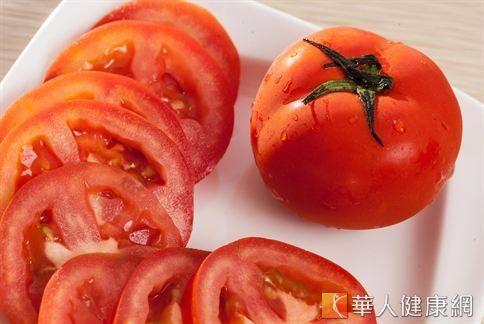 番茄含有茄紅素,能降低血管栓塞的風險。