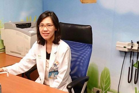 陳宜綸醫師建議家長,以預防勝於治療的觀點出發,接種疫苗為嬰幼兒提供更有效的保護力。(圖片提供/陳宜綸醫師)
