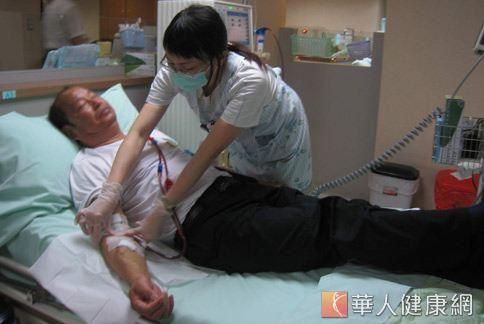 高血壓、糖尿病最容易引起腎臟病變問題,千萬不要輕忽。(圖片/華人健康網資料)