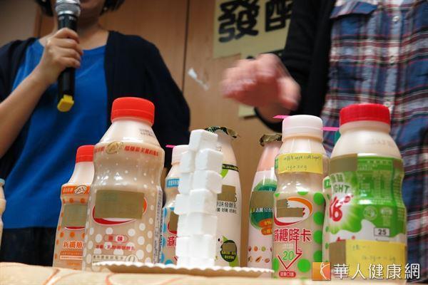 發酵乳=糖飲!1百毫升含糖12克 | 減重營養 | 減重塑身 | 華人健康網