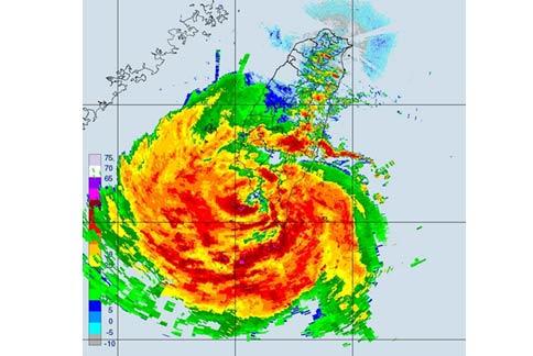 恆春時雨量167毫米破紀錄 淹水頻傳 | 焦點特報 | 華人健康網
