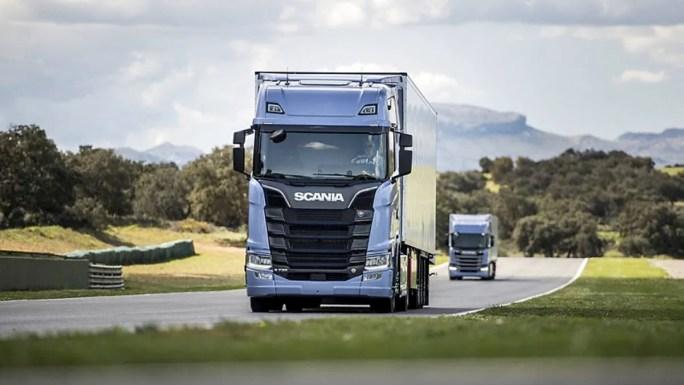 Scania R730: 730 CV