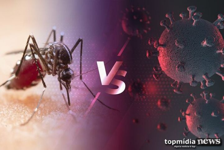 Dengue matou 25 pessoas em 4 meses; óbitos por covid-19 chegam a 7 em Mato Grosso do Sul