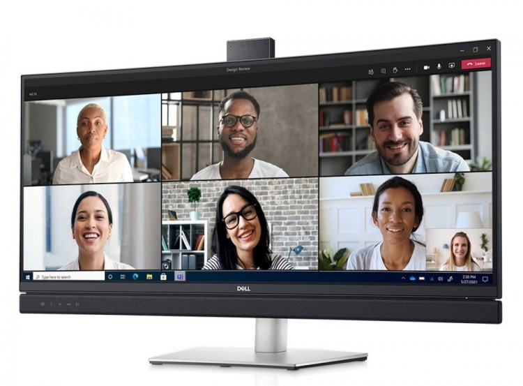 Dell New Video Conferencing Monitor