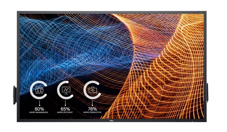 Dell 4K Interactive Touch Monitor