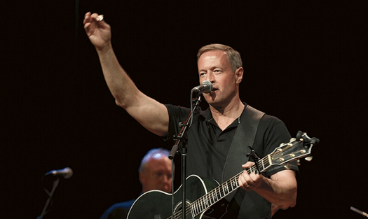 Maryland Governor Martin O'Malley is *literally* a rockstar. Ain't that cool?