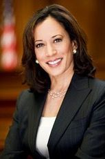 Harris is the second black woman in history to be voted into the Senate. Photo from Wikipedia.org.