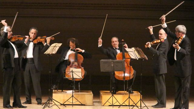 Emerson String Quartet Adds Students To Series - Stony Brook Independent