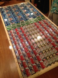 Total Frat Move | A real beer pong table. TFM.