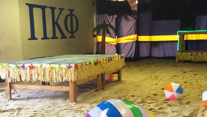 Total Frat Move 10 Things Every Fraternity House Needs