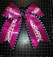 make rockin' cheer bow