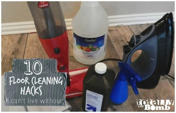 10 floor cleaning hacks i can t live
