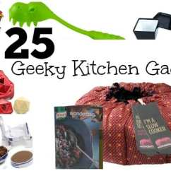 Geeky Kitchen Gadgets Green Cabinets 25 I Need