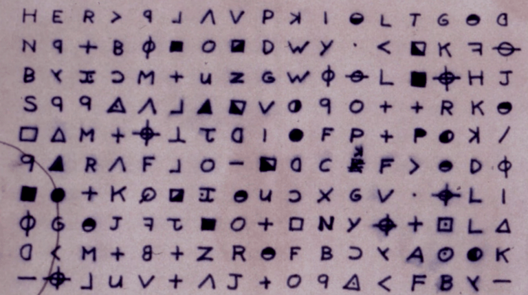 3, an exhausted but elated mr. A 51-Year-Old Cipher Code From The 'Zodiac Killer' Was ...