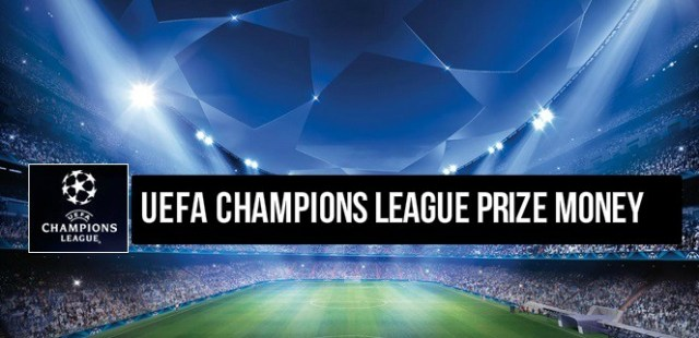 Champions League Prize Money 2015