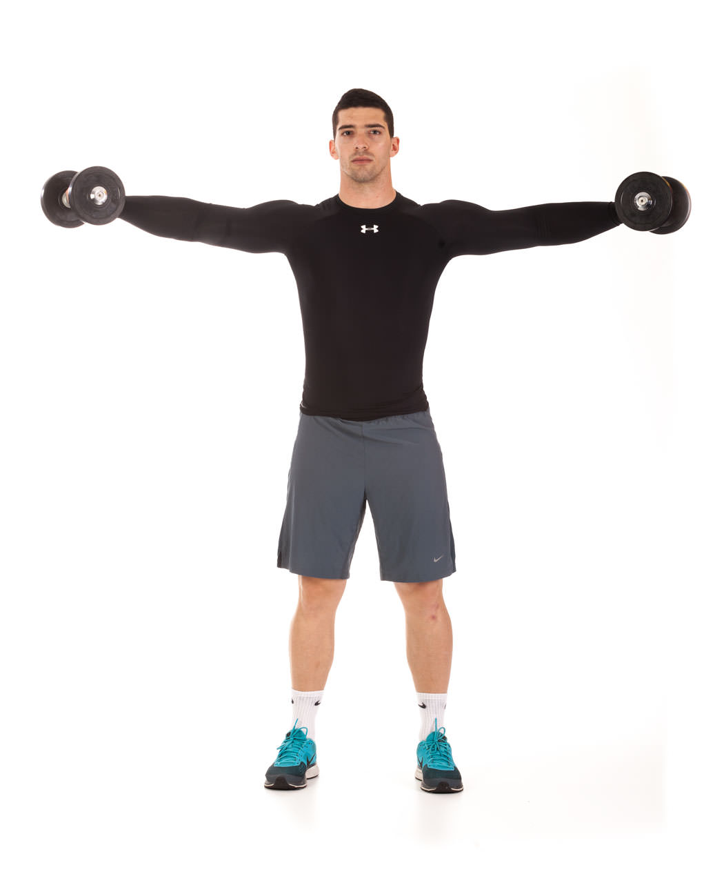 Side Laterals to Front Raise   Total Workout Fitness