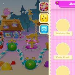 Candy Crush Sofa Brown With Purple Cushions Saga And Soda Get Updated New Levels