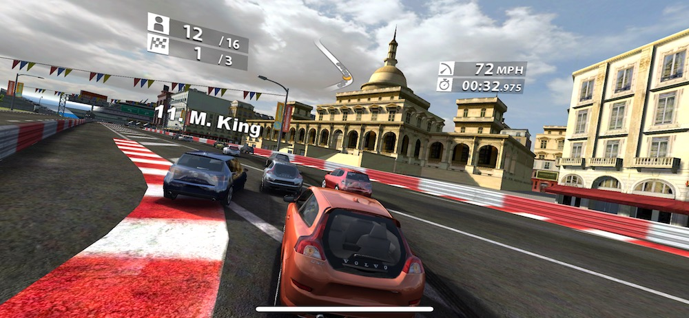 Firemint's Classic Premium Racer 'Real Racing 2' Updated for