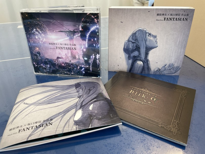 — The Brilliant Fantasian Soundtrack by Nobuo Uematsu Is Out Now on