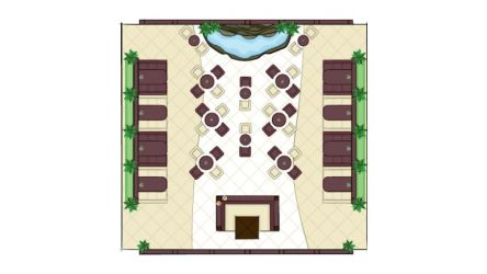 15 Restaurant Floor Plan Examples & Restaurant Layout Ideas