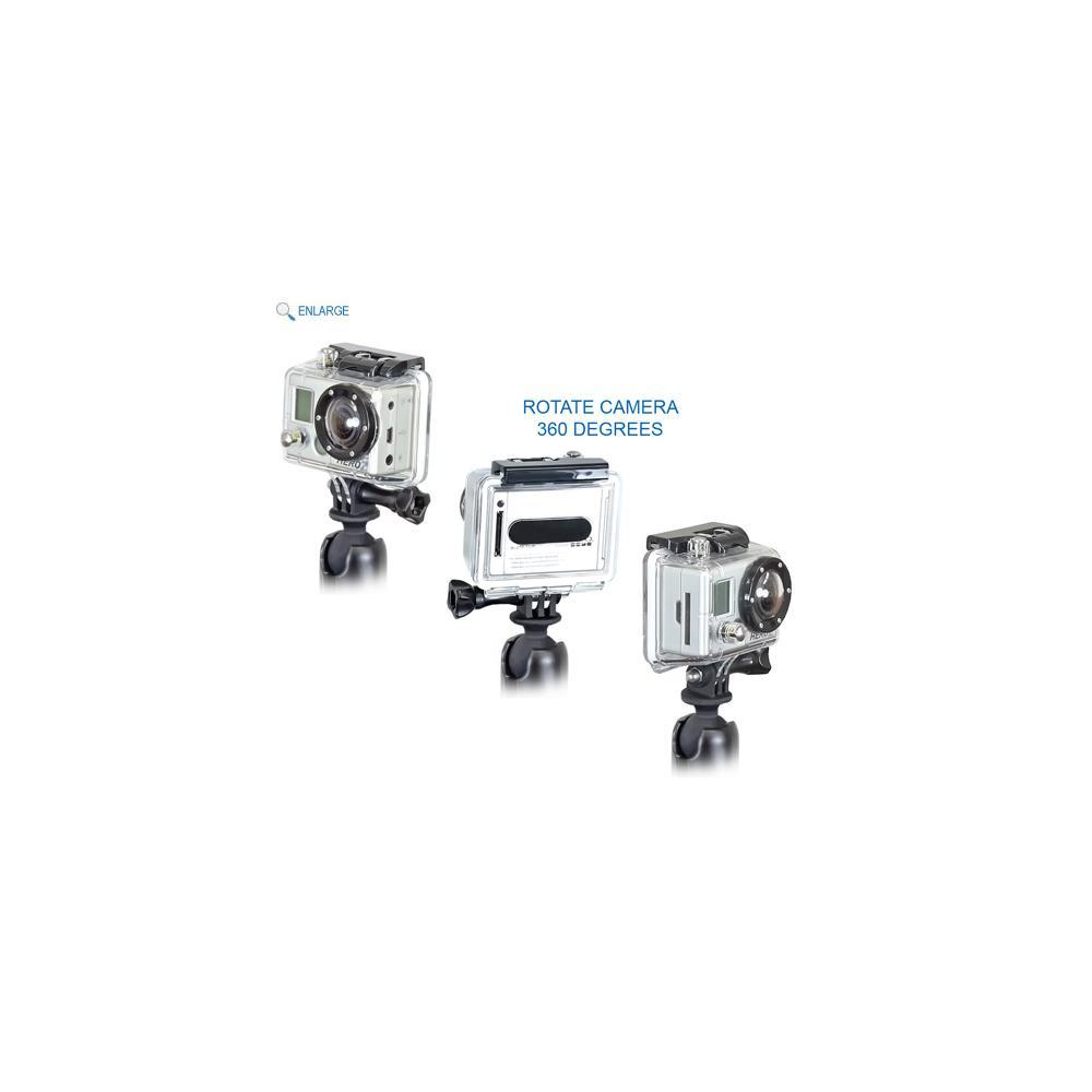 GoPro Hero / Garmin VIRB RAM Mount Adapter