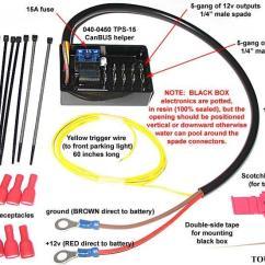 Suzuki Bandit Wiring Diagram Harp Seal Life Cycle Tps 15 Can Bus Output Helper (fuse Block)
