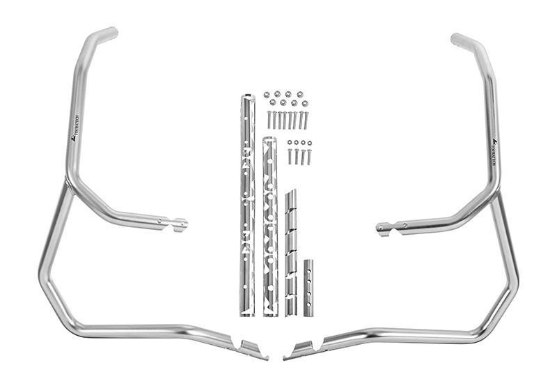 Upper Crash Bar Extensions, KTM 1290 Super Adventure