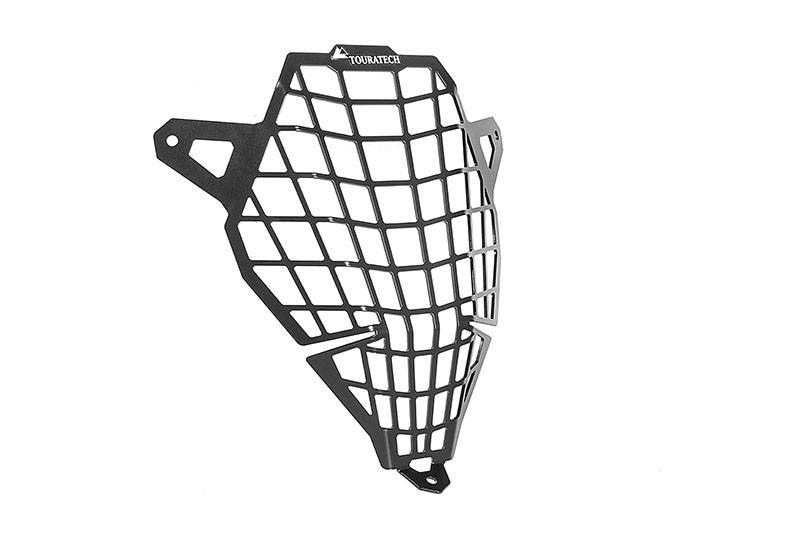 Quick Release Stainless Steel Headlight Guard, Suzuki V