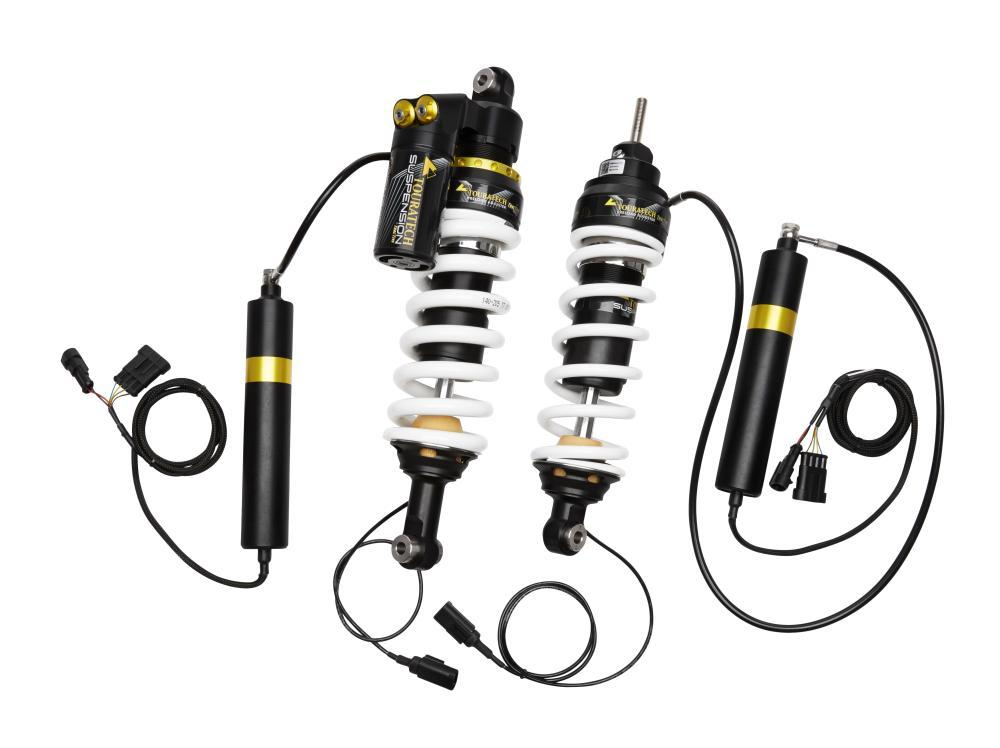 Touratech Plug & Travel Expedition ESA Upgrade Shock Set